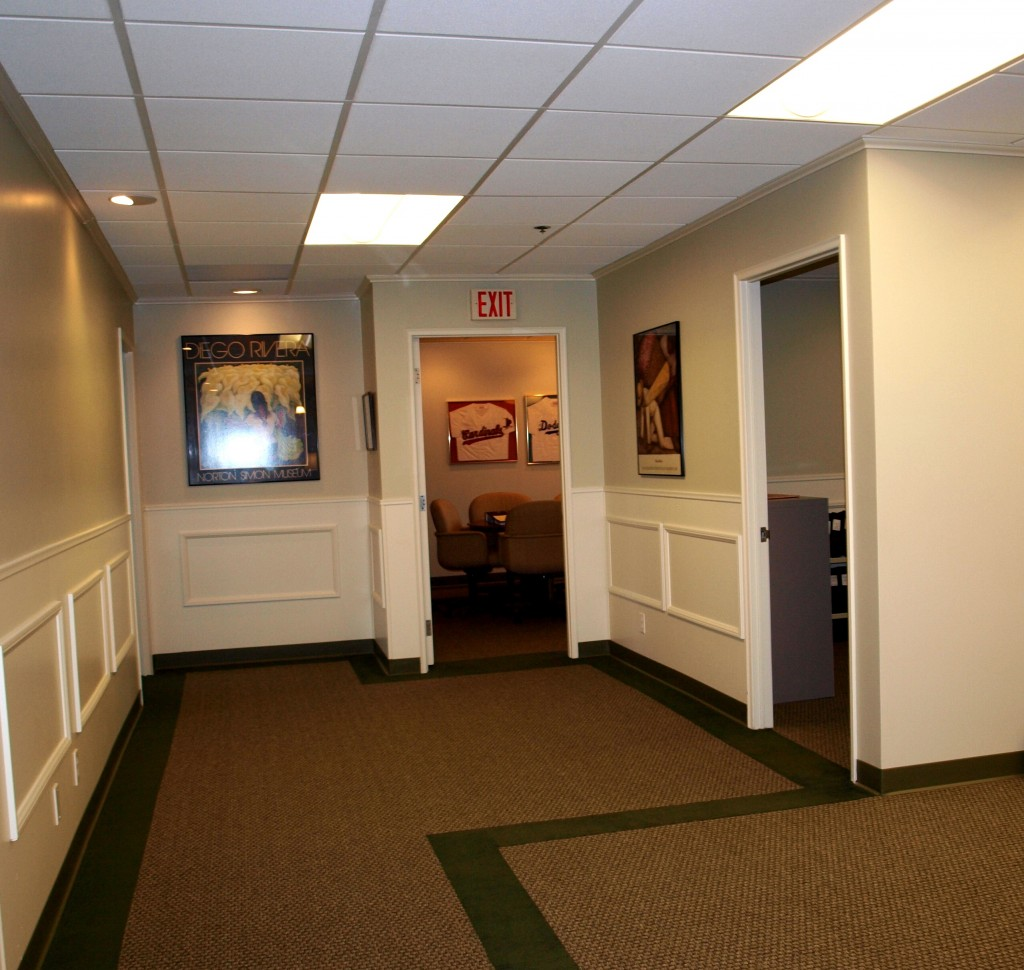 Vaage Hallway